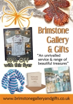 Brimstone Beads Worcester flyer